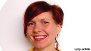 Lucy Aitken.