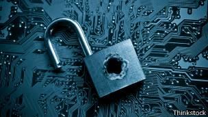 Seguridad en internet.