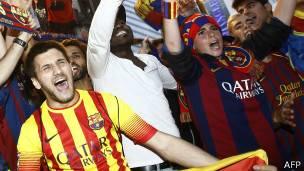 barcelona, liga, espana