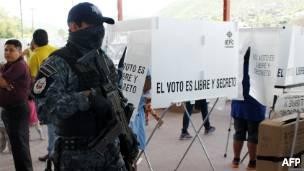Seguridad en las elecciones