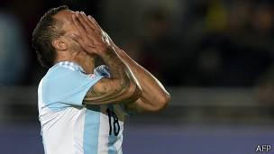 futbol, copa america, chile, partido, argentina, paraguay, resultado, empate, grupo b