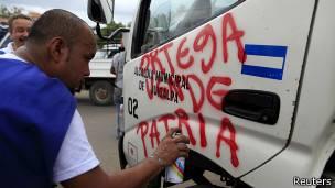nicaragua, protesta, canal interoceanico, Pacifico, Atlantico, Daniel Ortega