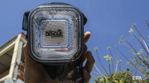 Mosquitos transmisores del dengue en Brasil