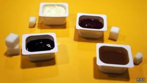 Contenido de azúcar en salsas