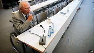 Ministro de Finanzas alemán
