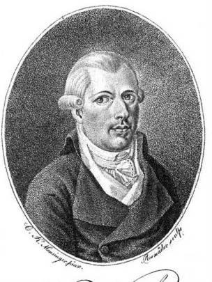 Adam Weishaupt.