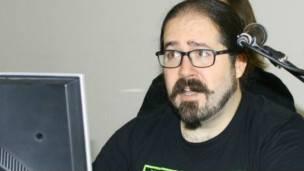 Joe Kelly espera que se le reconozca su récord jugando a Minecraft.