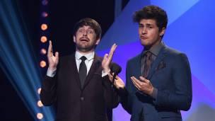 Anthony Padilla e ian Hecox son los segundos más ricos entre los youtubers.