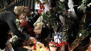 Solidaridad luego de los ataques de París
