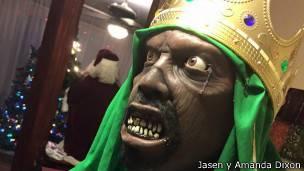 Rey mago zombie