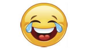 Emoji, lágrimas de alegría