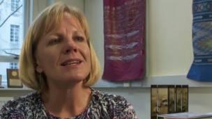 Joy Lawn, investigadora del LSHTM
