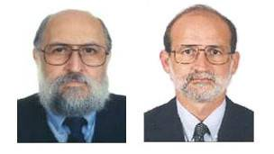 Luis Fernando Figari y Germán Doig