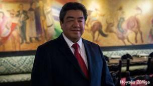 Jaime Lucero, empresario mexicano en Nueva York
