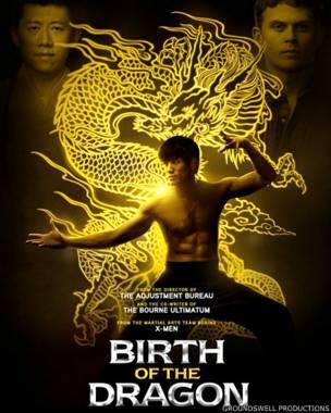 《龍之誕生》Birth of the Dragon海報