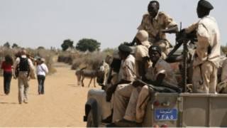 Wanajeshi wa Umoja wa Mataifa Darfur