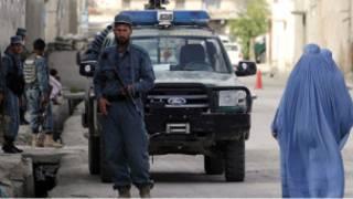 Kepolisian Afghanistan