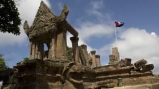 Templo de Preah Vihear