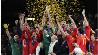 Tim Piala Dunia Spanyol