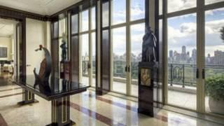El pentahouse frente al Central Park que adquirió un millonario ruso