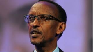 Shugaban Rwanda Paul Kagame