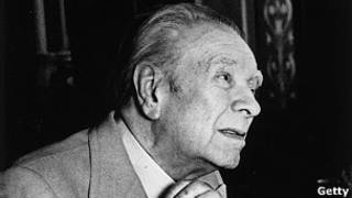 Escritor argentino Jorge Luís Borges
