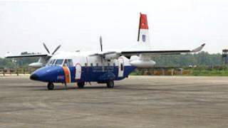 Máy bay C212-400 của Cảnh sát biển
