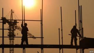 Construcción en China