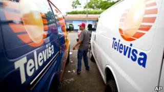 Camiones Televisa