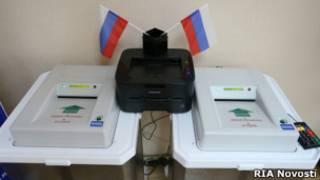 Электронные урны для голосования