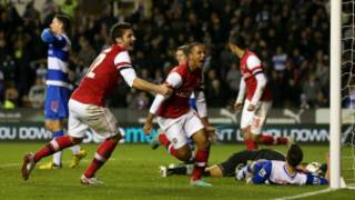 'Yan wasan kulob din Arsenal