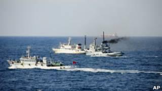 Tàu hải giám của Trung Quốc
