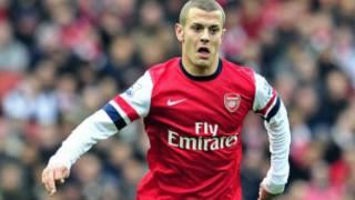 Jack Wilshie, joueur d' Arsenal (Archives)
