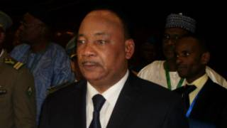 Shugaba Issoufou Mahamadou
