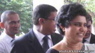 CJ Shirani Bandaranayake