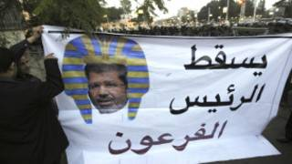 Shugaba Muhammad Morsi