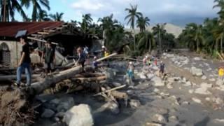 Topan Bhopa melanda Filipina