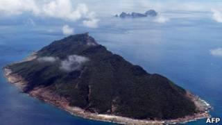 Islas en disputa