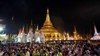 Complejo religioso de Shwedagon
