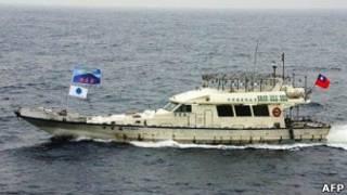 Perahu Taiwan