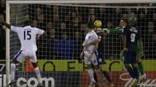 Everton lawan Oldham Athletic do Piala FA