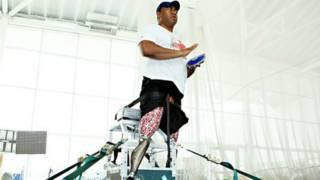 kaki bionik