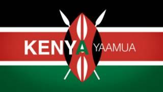 Bendera ya Kenya. Kenya yaamua uchaguzi