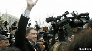 Мэр Тбилиси Гиги Угулава