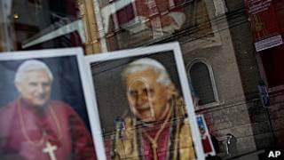 Imágenes del Papa