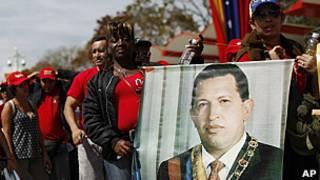 Hugo Chávez | Foto: AP