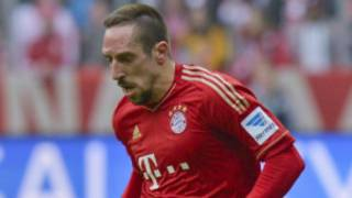 Franck Ribéry, meilleur joueur UEFA 2013