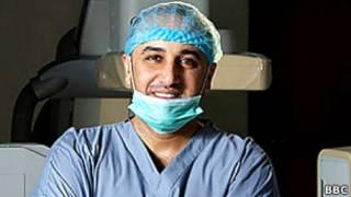 इराक डॉक्टर फिरास अल कुबैसी
