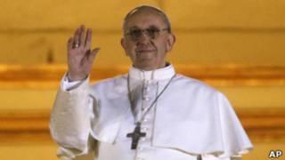 Papa Francisco (Foto AP)