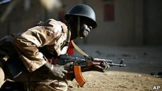 Soldado maliense